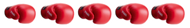 Boxing Glove Rating Ringside